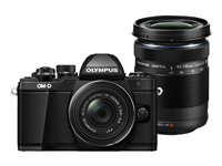 Olympus OM-D EM10 Mark II + Objectif M.ZUIKO digital 14-42mm