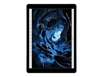 Apple 12.9-inch iPad Pro Wi-Fi + Cellular 128 Go gris- Tablette
