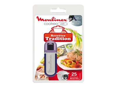 Moulinex XA600211 Recettes tradition