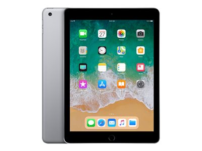 Apple  iPad 2018 32Go Gris