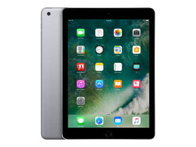 Apple iPad 2017 128Go Gris