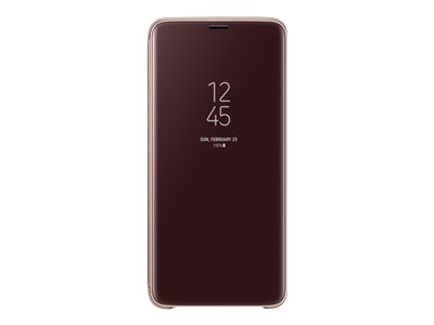 Samsung Clear View Standing Cover EF-ZG965CFpour Galaxy S9+