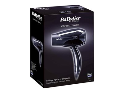 BaByliss Compact D212E