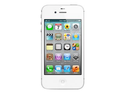 Apple iPhone 4S (reconditionné)<br>16 Go blanc