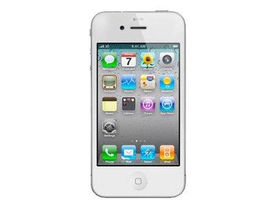 Apple iPhone 4 (reconditionné)<br>16 Go blanc