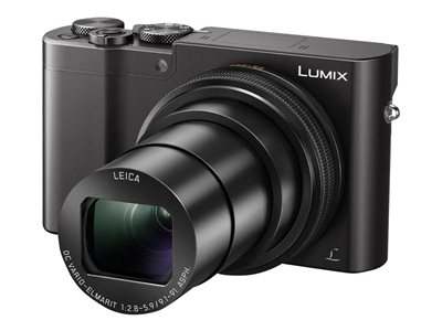 Panasonic Pack Lumix DMC-TZ100+ Housse + Carte SD 8Go