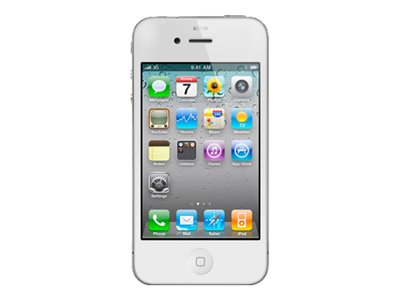 Apple iPhone 4 (reconditionné)<br>16 Go blanc