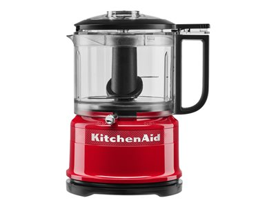 KitchenAid 100 Year Limited Edition Queen of Hearts 5KFC3516HESD Mini