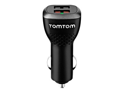 TomTom High-Speed Dual Charger