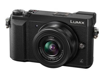 Panasonic Lumix G DMC-GX80NEFS+Objectif 14/42 mm