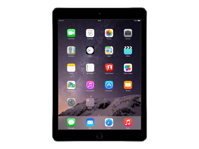 Apple iPad Air 2 Wi-Fi 128 go gris