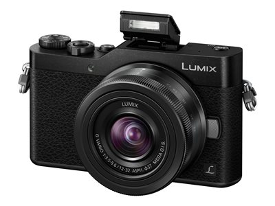 Panasonic Lumix G DC-GX800K+ Objectif 12/32 mm