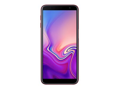 Samsung Galaxy J6+ 32Go Rouge<br>SM-J610FZRNXEF