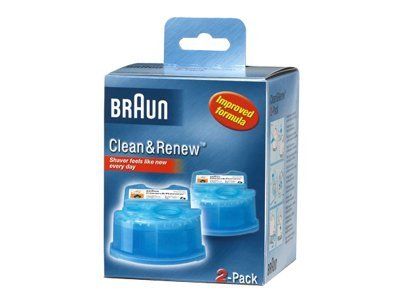 Braun CCR2 Syncro System Clean & Charge 2 Refills