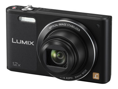 Panasonic Lumix DMC-SZ10<br>+ carte SD 8Go