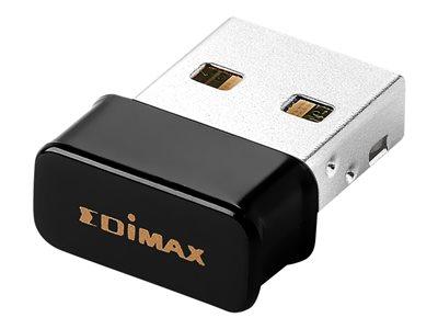 Edimax EW-7611ULB 2-in-1 N150 Wi-Fi & Bluetooth 4.0 Nano USB Adapter