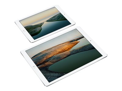 Apple 12.9-inch iPad Pro Wi-Fi + Cellular 128 Go argent