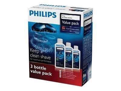 Philips HQ203 Jet clean solution Value pack