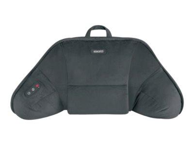 HoMedics BCXL-500 Fluffy<br>Coussin de massage<br>pour haut et bas du dos