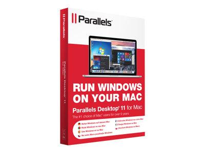 Parallels Desktop version 11 pour Mac