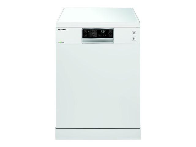 Brandt dfh13524w chez connexion - Lave vaisselle gain de place ...