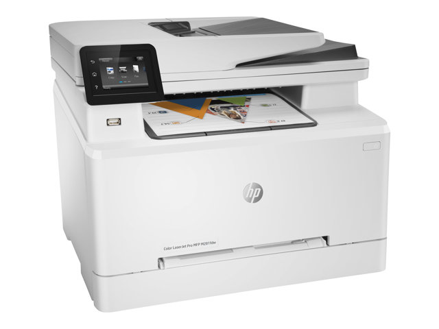 HP Color LaserJet Pro MFP M281fdw
