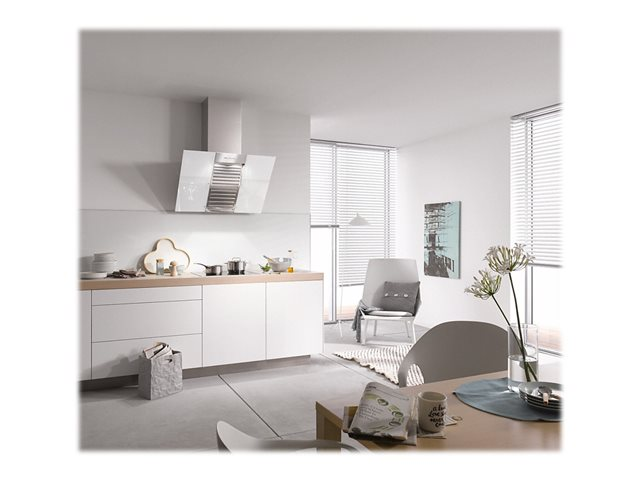 miele da 6096 w white wing chez connexion. Black Bedroom Furniture Sets. Home Design Ideas