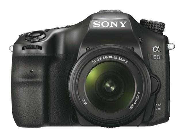 Sony a68 ILCA-68K