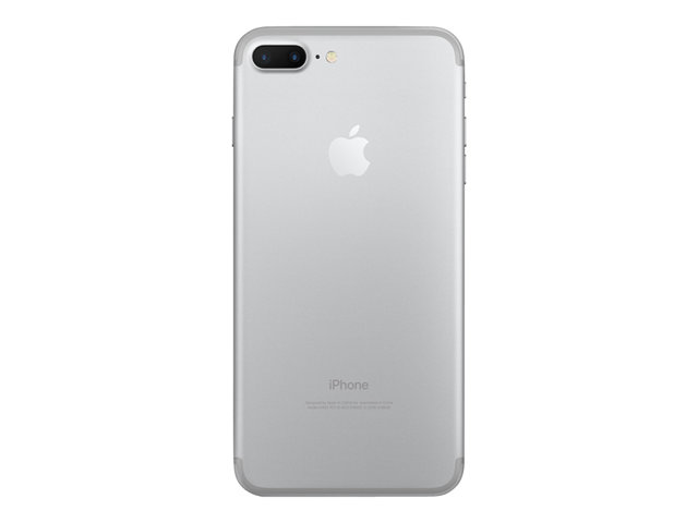 apple iphone 7 plus 32 go argent chez connexion. Black Bedroom Furniture Sets. Home Design Ideas