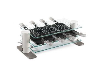 Lagrange raclette 8 Transparence