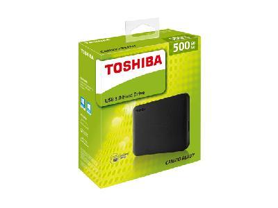 Toshiba Canvio Ready 500 Go