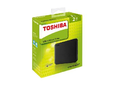 Toshiba Canvio Ready 2 To