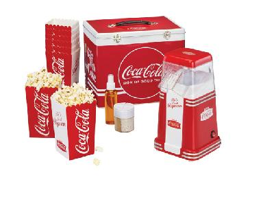 Siméo CC650<br>Kit Pop Corn Coca Cola