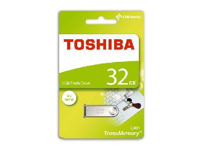 Toshiba TransMemory U401<br>Mini-Metal 32 Go