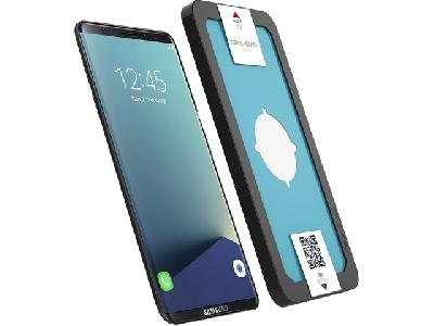 Force Glass pour Galaxy S8