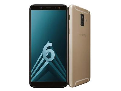 Samsung Galaxy A6 32Go Or