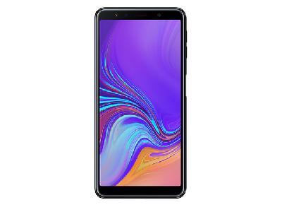 Samsung Galaxy A7  64Go Noir<br>SM-A750FZBUXEF