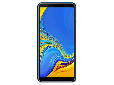 Samsung Galaxy A7  64Go Bleu<br>SM-A750FZBUXEF