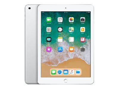 Apple  iPad 2018  32Go Argent