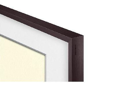 The Frame | Cadre PVC Noyer 55&quotVG-SCFN55DP