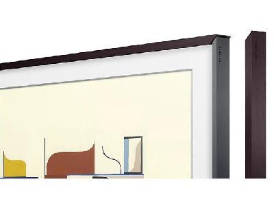 """The Frame   Cadre PVC Noyer 49""""VG-SCFN49DP"""