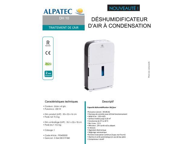 Alpatec DH 10