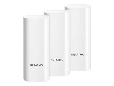 Netatmo Pack de 3 Tags