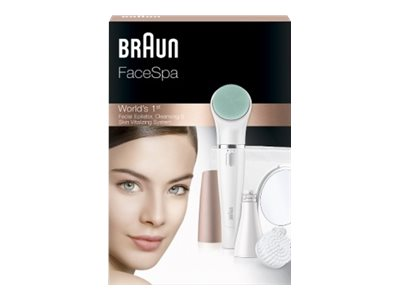 Braun FaceSpa 851V