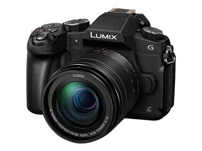 Panasonic Lumix G DMC-G80M + Objectif 12/60 mm