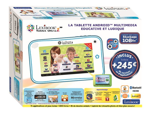 Lexibook Tablet Ultra 2