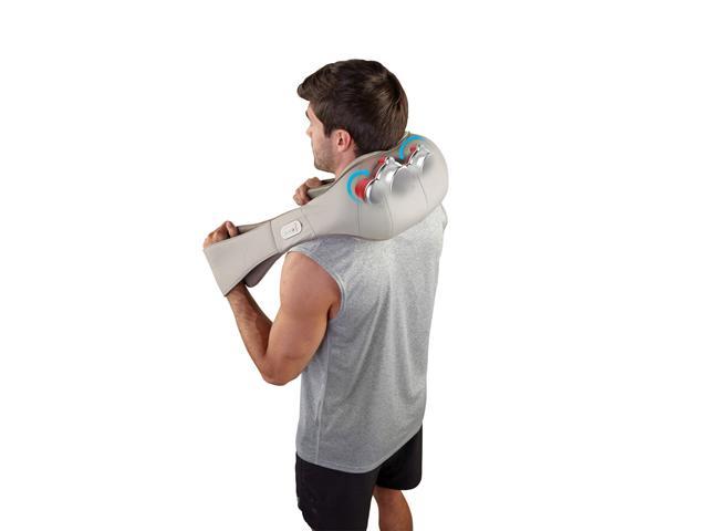 HoMedics HM 3D-3000<br>Coussin de massage 3D Shiatsu
