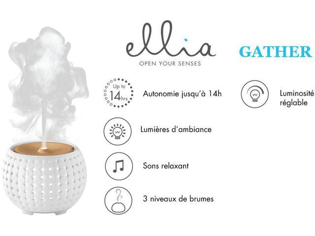 HoMedics Ellia Gather ARM-910WT